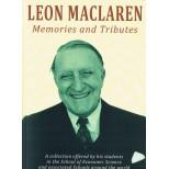 Leon MacLaren: Memories and Tributes