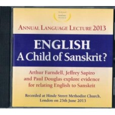 ENGLISH  - A Child of Sanskrit?