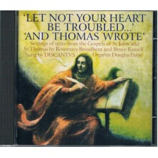 Let Not Your Heart Be Troubled - Discantus