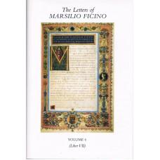 Letters of Marsilio Ficino Vol 6