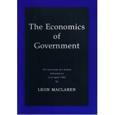 Economics of Government