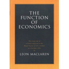 Function of Economics