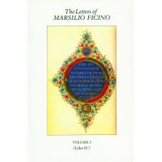 Letters of Marsilio Ficino Vol 3