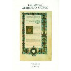 Letters of Marsilio Ficino Vol 5